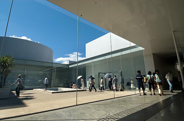 「21st Century Museum of Contemporary Art」の画像です。