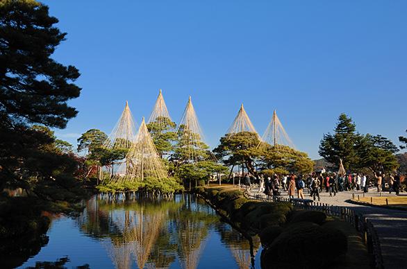 「KANAZAWA CASTLE PARK」の画像です。